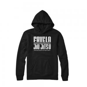 favela Jiu jitsu hoodie