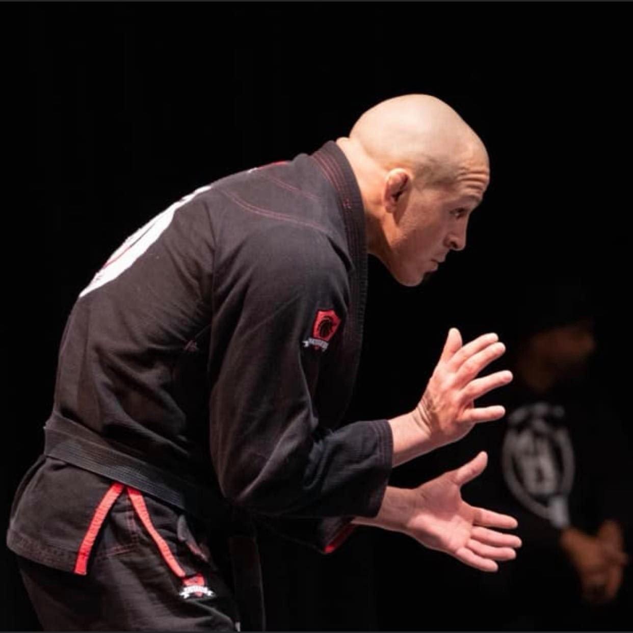 Manny Ray Gonzales Defund Racist Jiu Jitsu