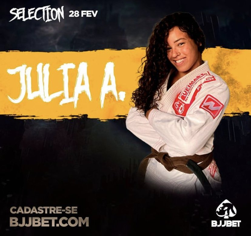 BJJ BET Julia Alves