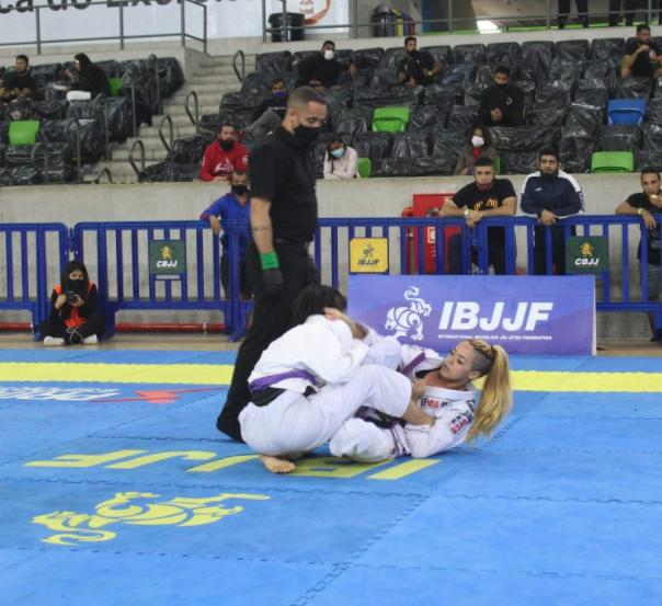 Rio Winter Open Purple Belt Women